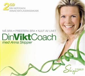 Bild på DinViktCoach (2 CD)