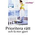 Bild på Prioritera rätt och få mer gjort (miniPaus)